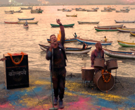 Coldplay Hymn For The Weekend Music Video