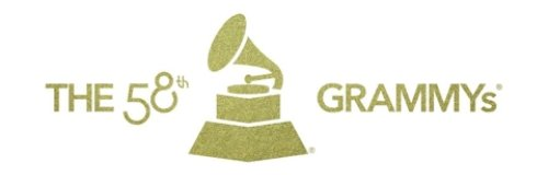GRAMMY Awards 2016 logo