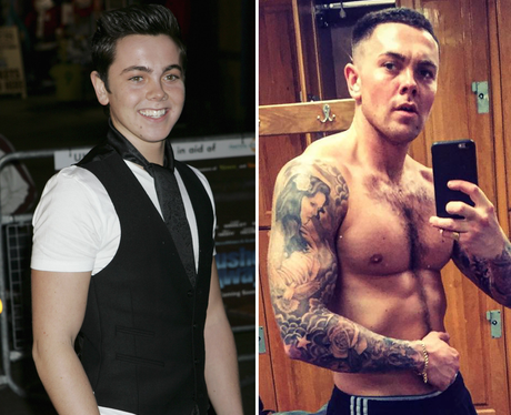 Ray Quinn Body Transformation