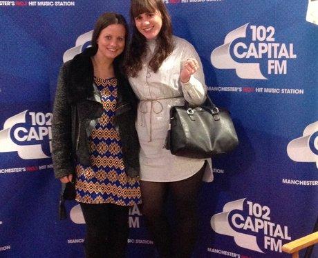 Capital at Ellie Goulding