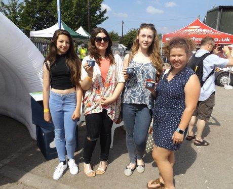 Monday At Cowbridge Food & Drink Festival