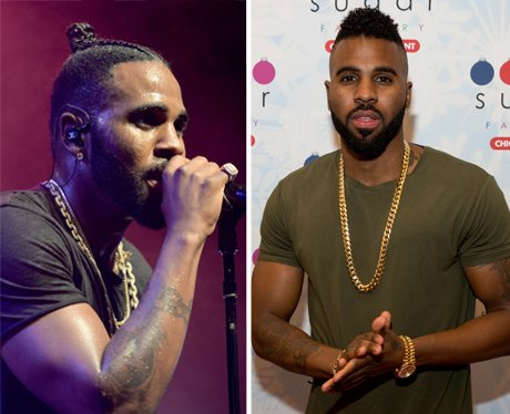 Jason Derulo Top Knot
