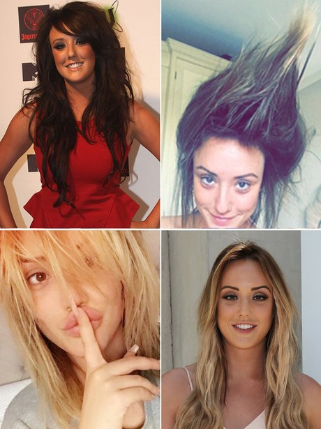 Charlotte Crosby Hair Transformation
