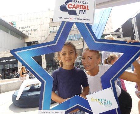 Capital Cash Runner Friars Walk Day 2