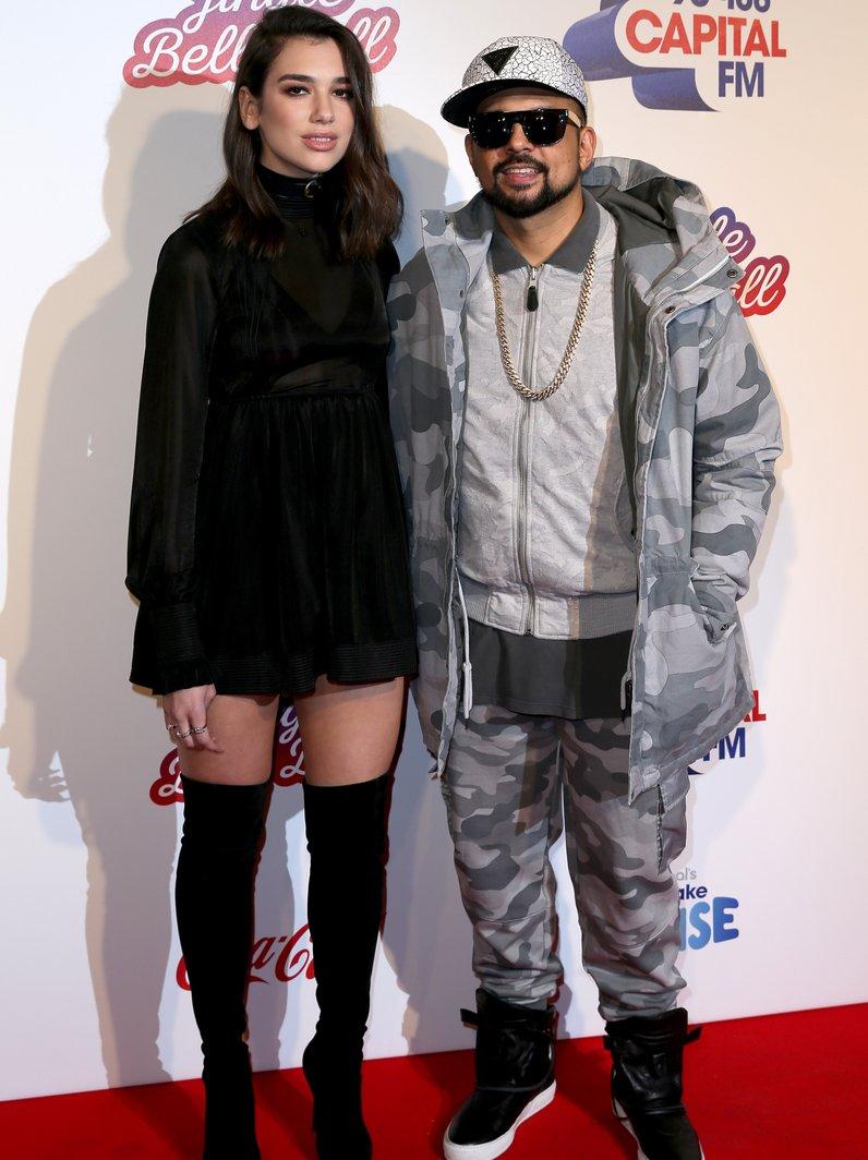 'No Lie' duo, Sean Paul and Dua Lipa get cosy! - Little Mix, Ellie Goulding & Shawn... - Capital