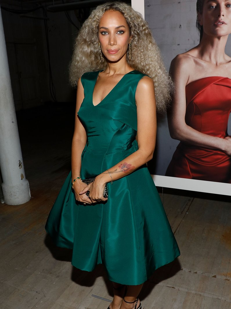 FROW Moments FM Leona Lewis at Zac Posen