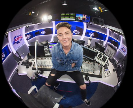 Capital Breakfast with Roman Kemp