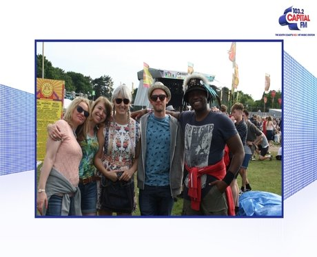 Capital FM at Common People 2017!
